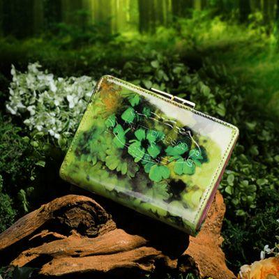 金運&運気アップする緑の財布のおすすめFURUTTI DI BOSCOの長財布